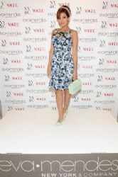 Eva Mendes: attends the Eva Mendes For New York & Company Spring Launch at the Los Cerritos Center