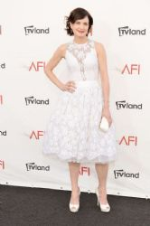 Elizabeth McGovern: 40th recipient of the AFI Life Achievement Award during a Culver City