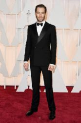 Chris Pine: 87th Annual Academy Awards 2015