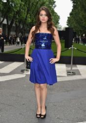 Odeya Rush wears Giorgio Armani - Giorgio Armani 40th Anniversary Celebration