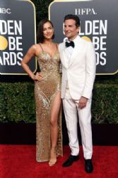 Irina Shayk & Bradley Cooper : 76th Annual Golden Globe Awards