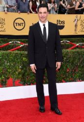 David Alan Basche: 21st Annual Screen Actors Guild Awards - Arrivals