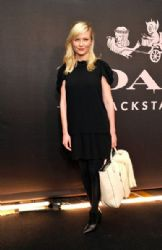 Kirsten Dunst wears Coach - Coach Backstage Rodeo Drive Event