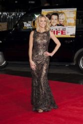Sarah Harding: Premiere of 'Run for Your Wife' in London