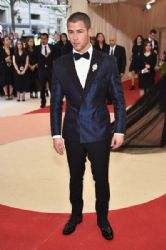 Nick Jonas: 'Manus x Machina: Fashion In An Age of Technology' Costume Institute Gala - Arrivals
