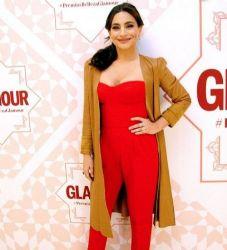 Ana Brenda Contreras: Belleza Glamour Awards 2016