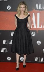 Michelle Pfeiffer wears Dolce & Gabbana - 'The Family' Paris Premiere