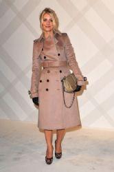 Burberry Celebrates Paris Boutique Opening