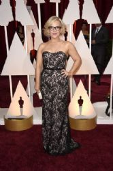 Rachael Harris: 87th Annual Academy Awards 2015