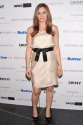 "Alicia Silverstone: the New York City premiere of ""Butter."""