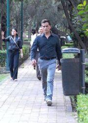 Humberto Zurita: walk about