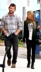 Sam Worthington & girlfriend Natalie Mark