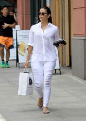 Eva Longoria: Shopping in LA