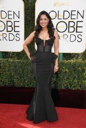 Tracey Edmonds : 74th Annual Golden Globe Awards