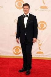 Nathan Fillion: Primetime Emmy Awards 2013