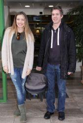 Marietta Hrousala and Leon Patitsas: welcoming a new member