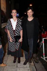 Katia Zygouli and Sakis Rouvas: theater premiere