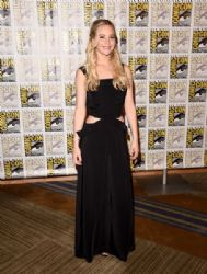 Jennifer Lawrence wears Louis Vuitton -  Comic-Con International 2015