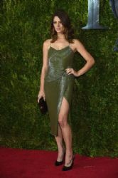 Ashley Greene wears Jason Wu - 2015 Tony Awards