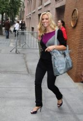 Kate Gosselin: leaves ABC Studios and heads to her hotel