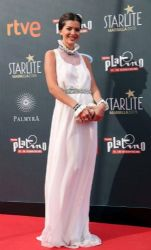 Eugenia Suárez: TNTLA Platino Awards 2015 - Red Carpet