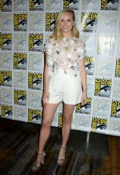 Candice King: 'The Vampire Diaries' Press Line at Comic-Con 2016 in San Diego