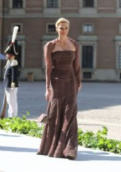 Princess Charlene of Monaco: royal Sweedish wedding