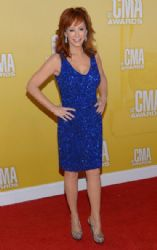 Reba McEntire; 46th annual CMA Awards