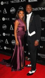 Dwayne Wade's Birthday Party at the Setal Hotel in Miami