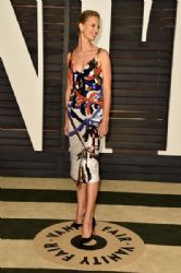 Karolina Kurkova: 2015 Vanity Fair Oscar Party