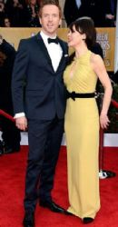 Damian Lewis and Helen McCrory: 19th Annual Screen Actors Guild Awards