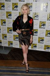 Actress Bella Heathcote attends the