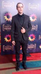 Juan Pedro Lanzani: Martin Fierro Awards 2015