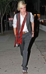 Samantha Ronson: Spotted at The Viper Room in West Hollywood