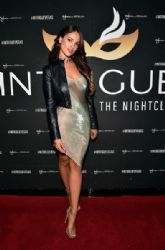 Eiza Gonzalez: Conor McGregor Official Fight After Party At Intrigue Nightclub, Wynn Las Vegas