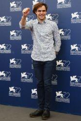 Juan Pedro Lanzani: 'El Clan' Photocall - 72nd Venice Film Festival