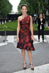 Hilary Swank wears Giorgio Armani - Giorgio Armani 40th Anniversary Celebration