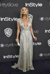 Kaley Cuoco: Warner Bros. Pictures and InStyle Host 18th Annual Post-Golden Globes Party - Arrivals