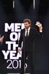 Kivanc Tatlitug: GQ Man of the Year Awards 2017