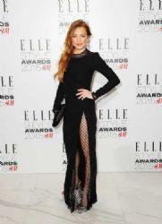 Lindsay Lohan - Elle Style Awards 2015