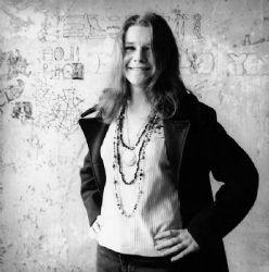 Janis Joplin hippie style