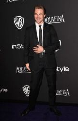 Derek Hough: InStyle And Warner Bros. Golden Globes 2015 Party