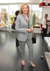 Kim Cattrall: the Women's Filmmaker Brunch during the 2012 Tribeca Film Festival
