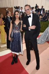 Jennifer Connelly and Paul Bettany: 'Manus x Machina: Fashion In An Age of Technology' Costume Institute Gala - Arrivals