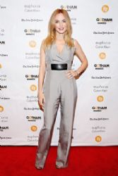 Heather Graham wears Pamella Roland - 2014 Annual Gotham Independent Film Awards