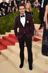 Orlando Bloom: 'Manus x Machina: Fashion In An Age of Technology' Costume Institute Gala - Arrivals