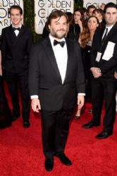 Jack Black: 72nd Annual Golden Globe Awards 2015- Arrivals