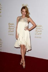 Kylie Minogue wears Stella McCartney - 2014 British Fashion Awards