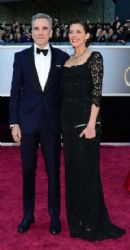 Daniel Day-Lewis and Rebecca Miller: 85th Annual Academy Awards