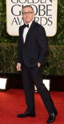 Christoph Waltz: arrives at the 70th Annual Golden Globe Awards held at The Beverly Hilton Hotel